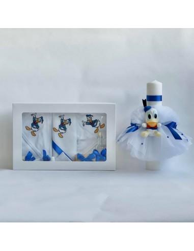 Set de botez: Donald Duck