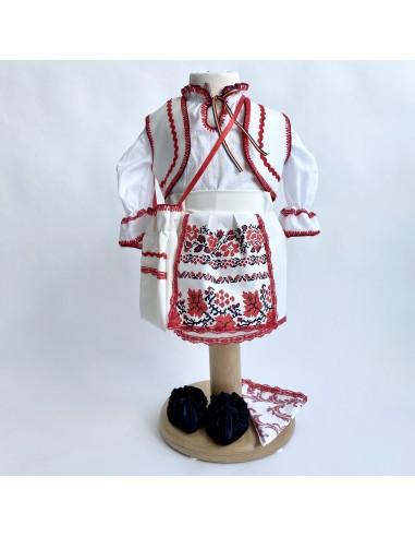Compleu traditional - fetiță